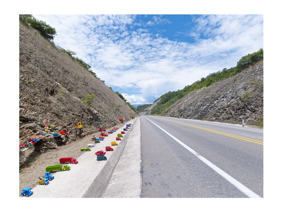 , 'México,' 2015, Proyecto Paralelo