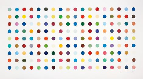 Damien Hirst, 'Tetrahydrocannabinol,' 2004, Phillips: Evening and Day Editions