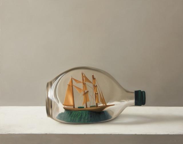 Dan Jackson, 'Ship in a Bottle', 2015, Dolby Chadwick Gallery