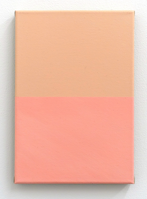 , 'Light Portrait Pink And More (V1),' 2015, Johannes Vogt Gallery