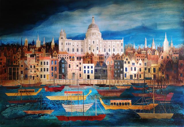 , 'Restoration London,' 2017, John Martin Gallery