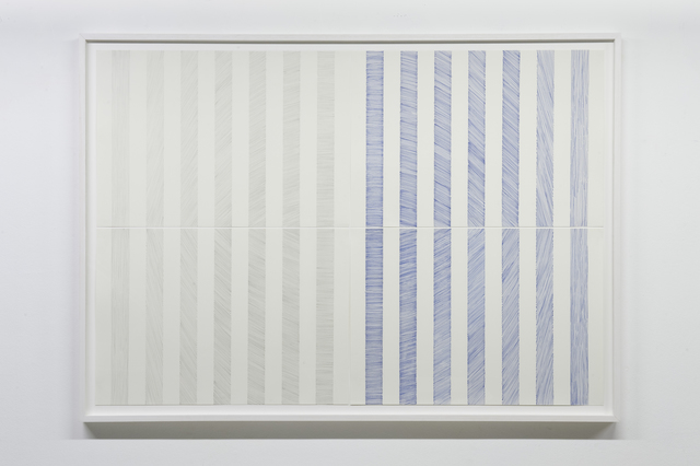 , 'Sequential inclination 1,' 2012, Nogueras Blanchard