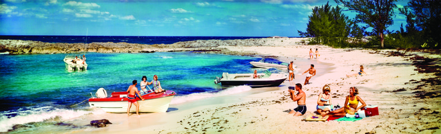 , 'Colorama 21, Pirate's Cove, Paradise Island, Nassau, Bahamas,' Displayed 1/10/66–1/31/66, George Eastman Museum