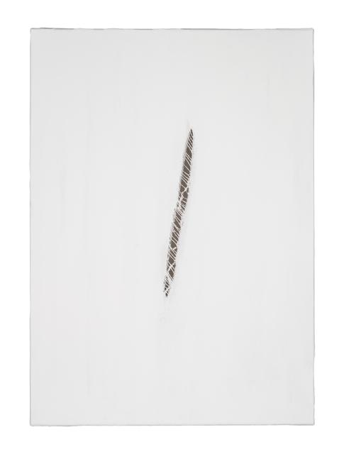 , 'Das Hoffen auf die Wiedergeburt des Dr. Martin Luthers als Muslima  (Wunde),' 2003, Galerie Thomas Schulte