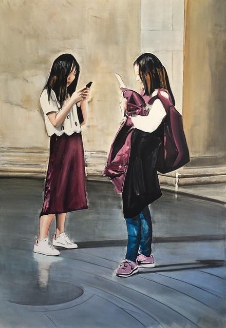 , 'Tate,' 2017, Borzo Gallery