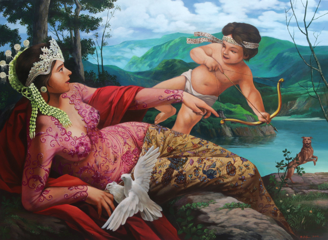 , 'Sangkuriang Love Story,' 2015, The Art Fellas