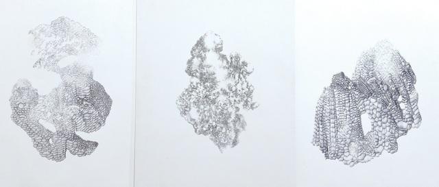 , 'UR Sketches,' 2015, GAM - Gallery Am Meer
