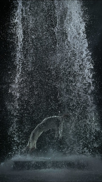 , 'Tristan's Ascension (The Sound of a Mountain Under a Waterfall),' 2005, Guggenheim Museum Bilbao