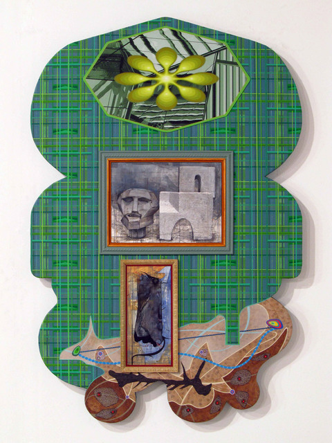 , 'Pre Mod and Post Mod Mind and Body,' 2011, JAYJAY
