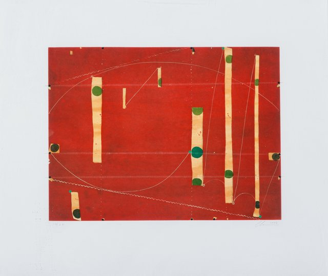 Caio Fonseca, 'Three String Etching Greenpoint', 2006, Heritage Auctions