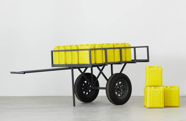 , 'Load Bearing,' 2014, WHATIFTHEWORLD