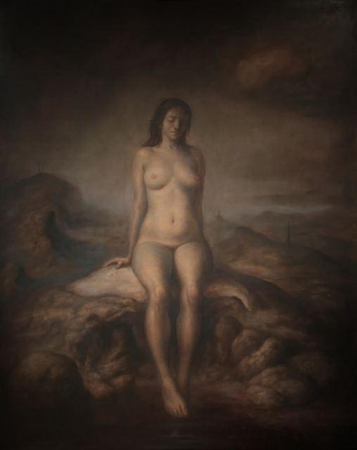 Rinus van Niekerk, 'Silence and Solitude', 2018, IX Gallery