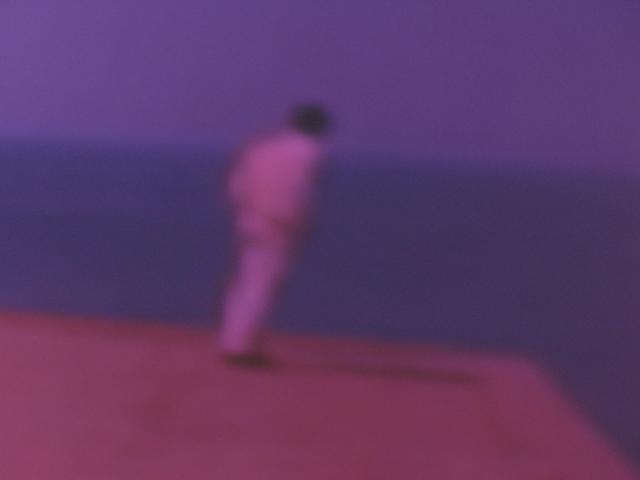 , 'Champ/Contrechamp: Man Leaning,' 2010-2013, Aut Aut Arte Contemporânea