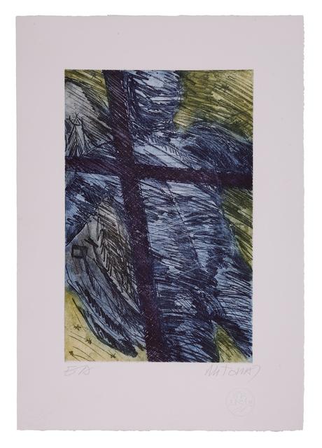 , 'Ikaro Blu,' 2003, Contini Art UK