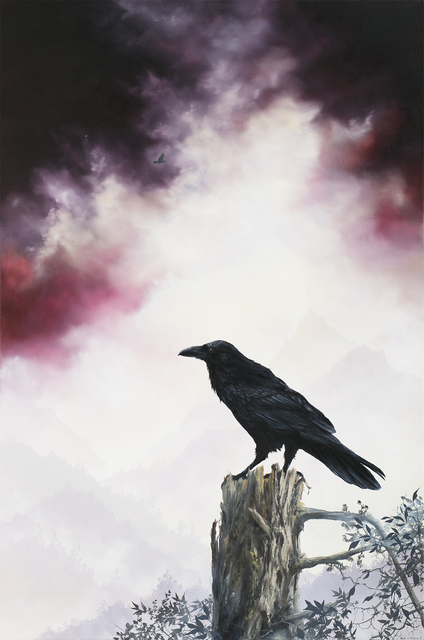 , 'Raven,' 2018, Haven Gallery