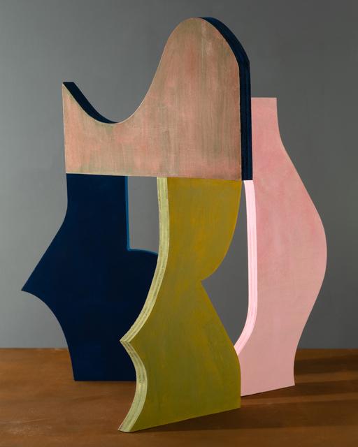 , 'Threesome,' 2019, Denny Dimin Gallery