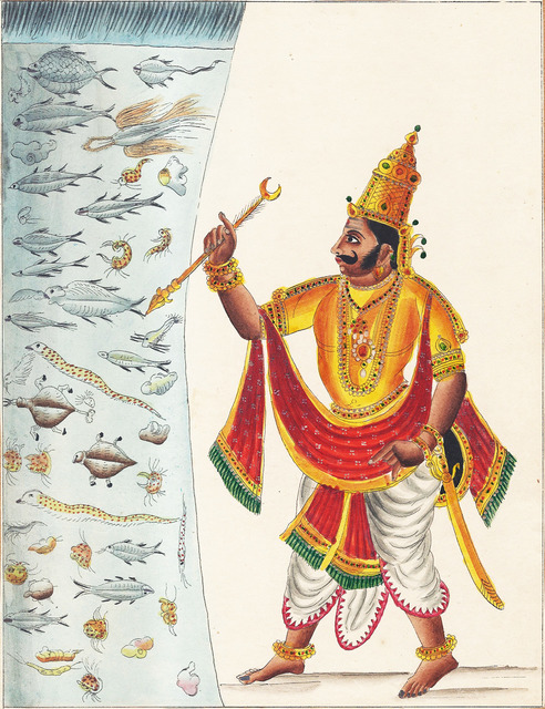 , 'Untitled - South Indian Miniature,' ca. 1967, Swaraj Art Archive