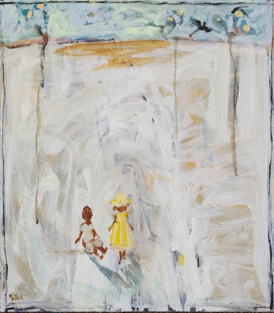 John Maitland, 'Little Yellow Trees', 2014, Wentworth Galleries