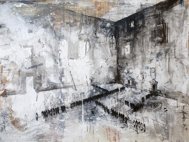 , 'Serie de Burócratas y Padrinos,' 2014, Victor Lope Arte Contemporaneo