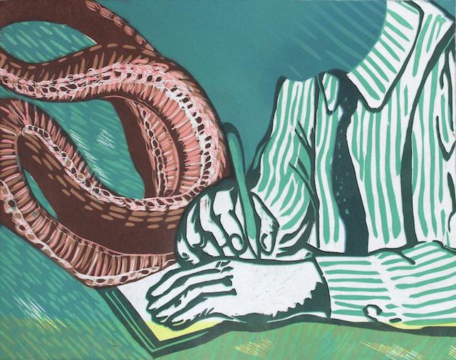 , 'When Ignorance is Master,' 2016, Kiechel Fine Art