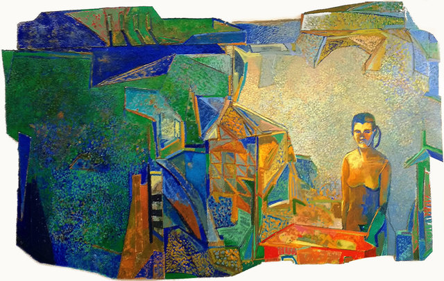 , 'Untitled,' 1998, AMS/XS