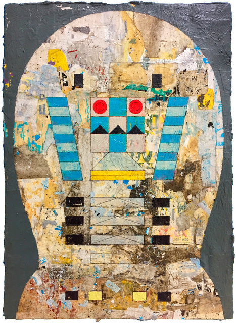 Raymond Lemstra, 'Facing Seoul 1', 2017, Coleccion SOLO