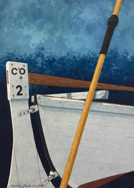 , 'CO2,' 2017, Peninsula Gallery