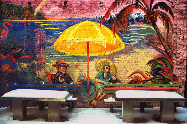 , 'Beach People - Shulamith Firestone (Ave. C E. 4th St.),' 1979, Inda Gallery