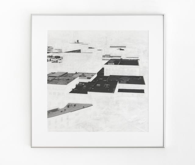 , 'Rooftop #1,' 2012, Muriel Guépin Gallery