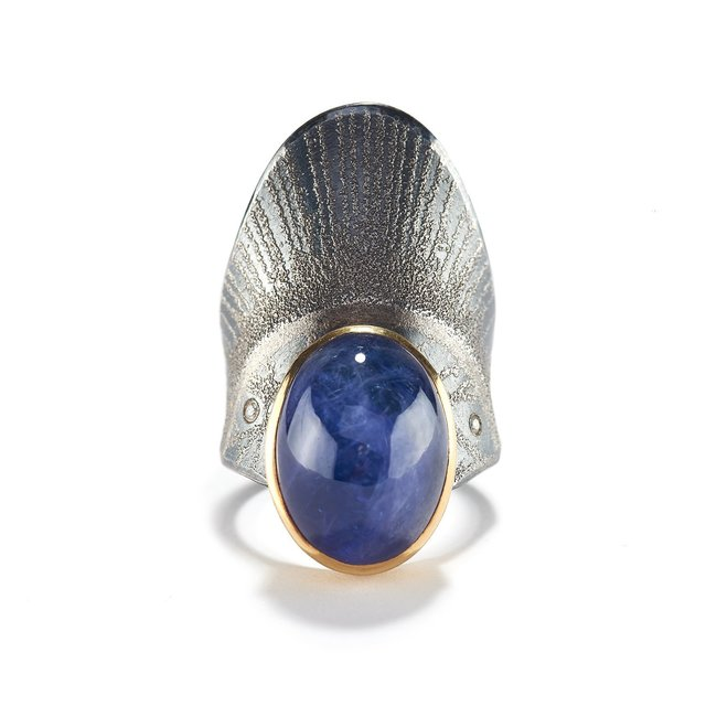 , 'Stargazing Tanzanite Ring,' ca. 2018, Patina Gallery