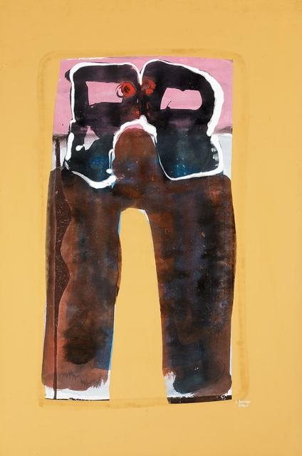 Amadou Sanogo, 'Le baiser', 2013, Magnin-A