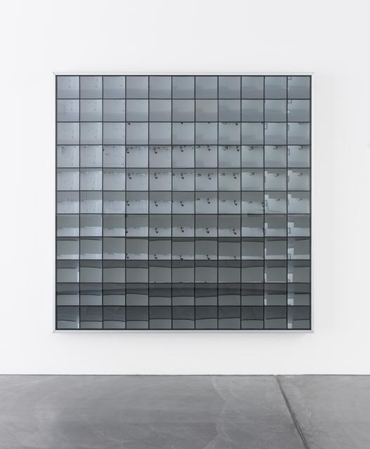 , 'Hohlspiegelobjekt,' 1990, von Bartha