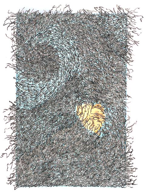 , 'Untitled 3,' 2019, Aicon Gallery