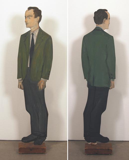 Alex Katz, 'Frank O'Hara', 1959, Robert Miller Gallery