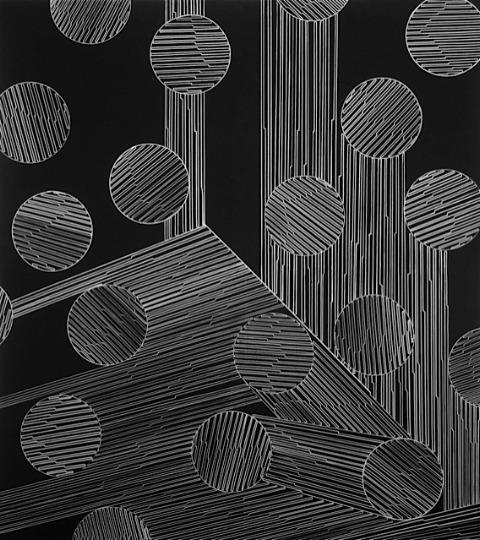 , 'Anechoic Vectors,' 2013, EDS GALERÍA