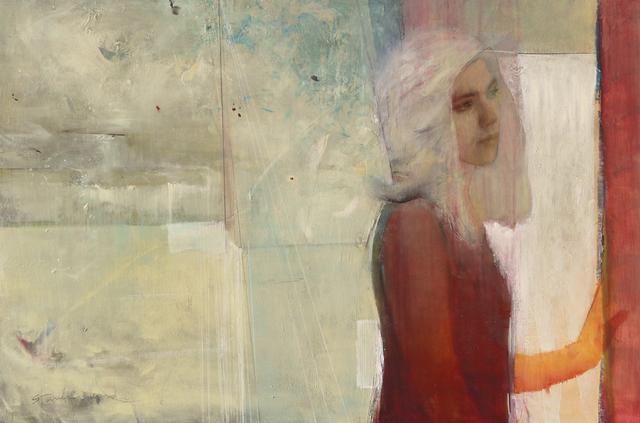 Stanka Kordic, 'Windows and Doors', 2019, Painting, Oil on cradled panel, Stanek Gallery