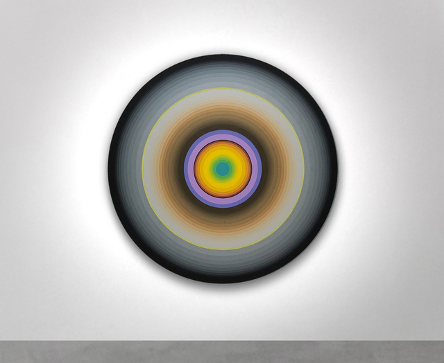, 'BLUELIGHTTWO,' 2015, KM Fine Arts
