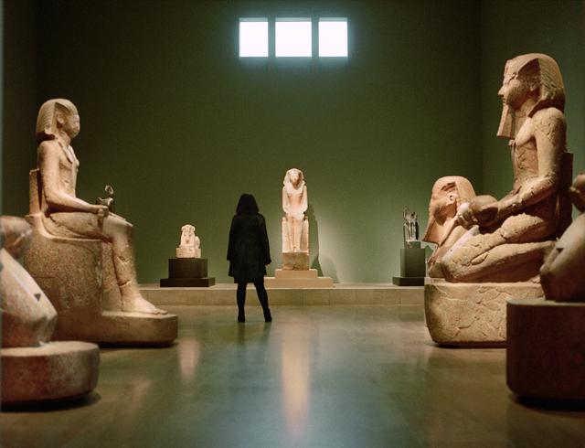 , 'Metropolitan Museum,' 2015, Jane Lombard Gallery