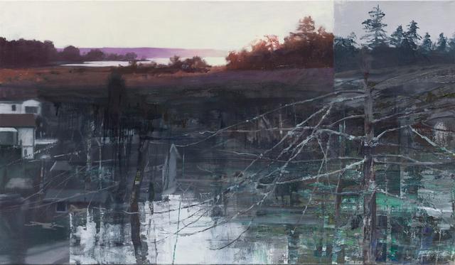 , 'Område/ Area,' 2016, Galleri Magnus Karlsson