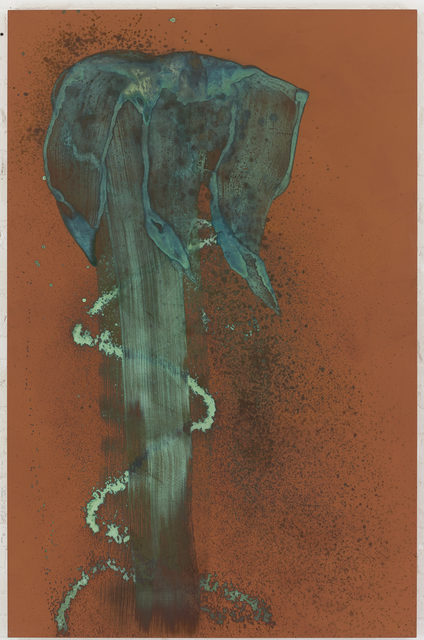 , 'Untitled (Copper),' 2013, Galerie Christian Lethert