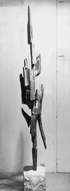 , 'Grand voyagueur des nuits,' 1968, MALBA