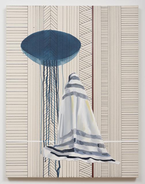 , 'Blanketed  18-001,' 2018, Ground Floor Gallery