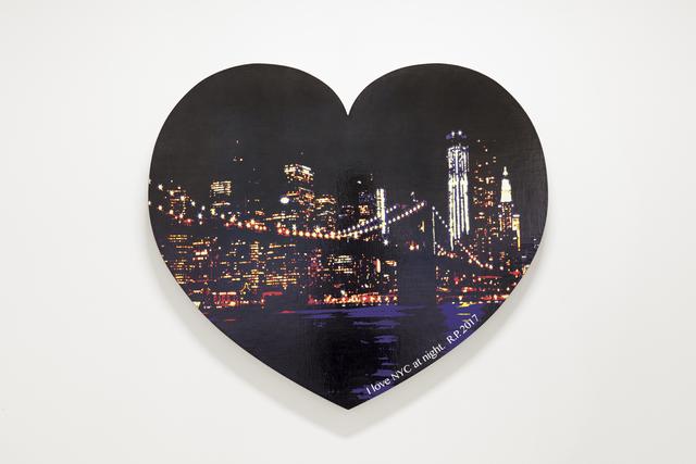 , 'I ♥ NYC at Night,' 2017, Rod Bianco Gallery