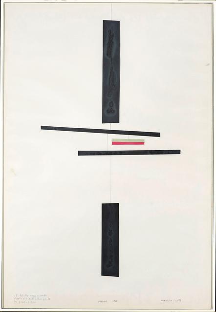 , 'Macchina inutile,' 1940, Robilant + Voena