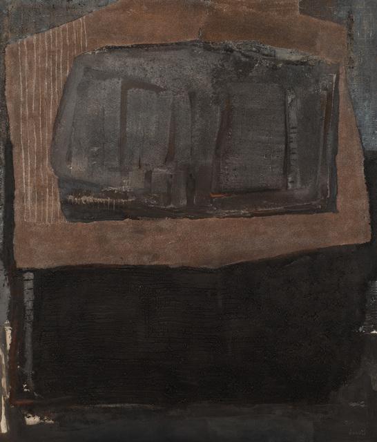 , 'Sacred Wall,' 1960, Weinstein Gallery