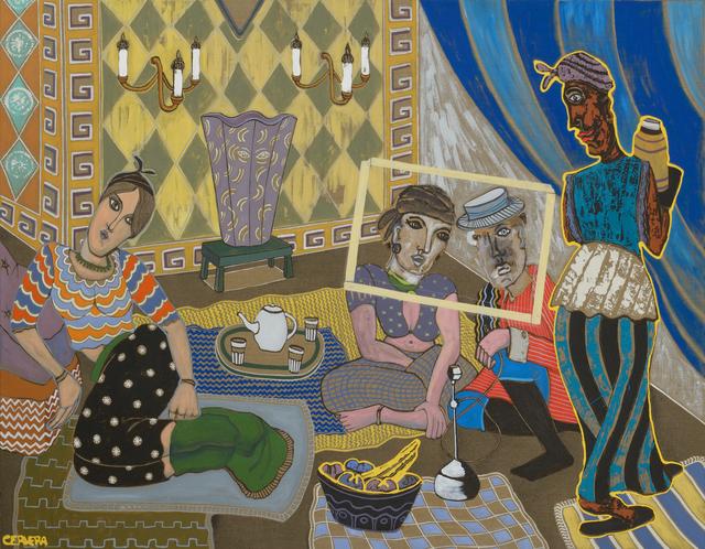 , 'Women of Mogador,' , ArtCN