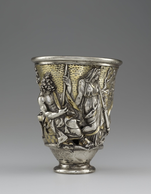 , 'Beaker with Imagery Related to Isthmia and Corinth,' 1-100, Legion of Honor