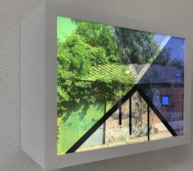 , 'Abandoned #12 Lightbox ,' 2020, PontArte