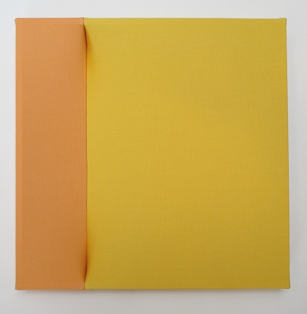 , 'orange and yellow,' 2016, Arario Gallery