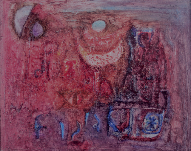 Ralph Rosenborg, 'Full Moon', 1941, Caldwell Gallery Hudson